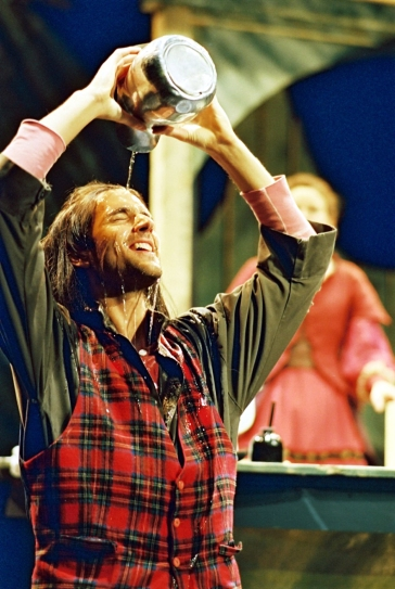 Cariboo Baptism